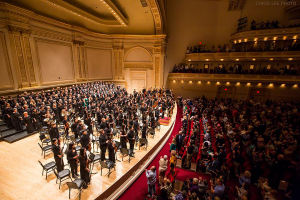 The New York Youth Symphony.