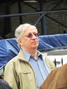 Steve Simon, copresidente de la Asociación.