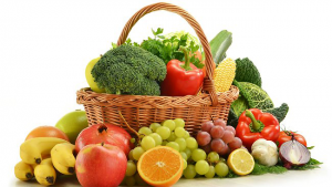 Health is more than fruits and vegetables.