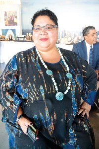 """Este grupo tiene mucha influencia"",dijo Rosanna Rosado."