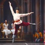"""I always had the Russians,"" says Rafael Ferreras. Photo: Ballet Memphis"