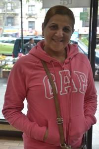Julia Estévez has been a customer for over a decade.