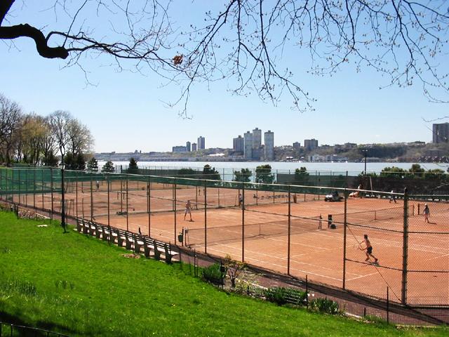Riverside Park.