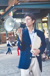 """""""Es tortura"""", dijo Scott Paltrowitz de la Asociación Correccional de Nueva York."""