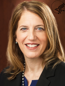 HHS Secretary Sylvia Mathews Burwell.
