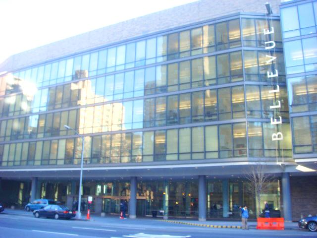 HHC Bellevue desde entonces fue designado Centro Educativo y de Entrenamiento Nacional del ébola.