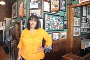 Washington Heights native Dania Zapata Morel has been general manager for the past 15 years.