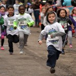 The Salsa, Blues and Shamrocks 5K Run was founded in 1998.