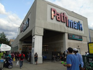 Pathmark está cerrado.