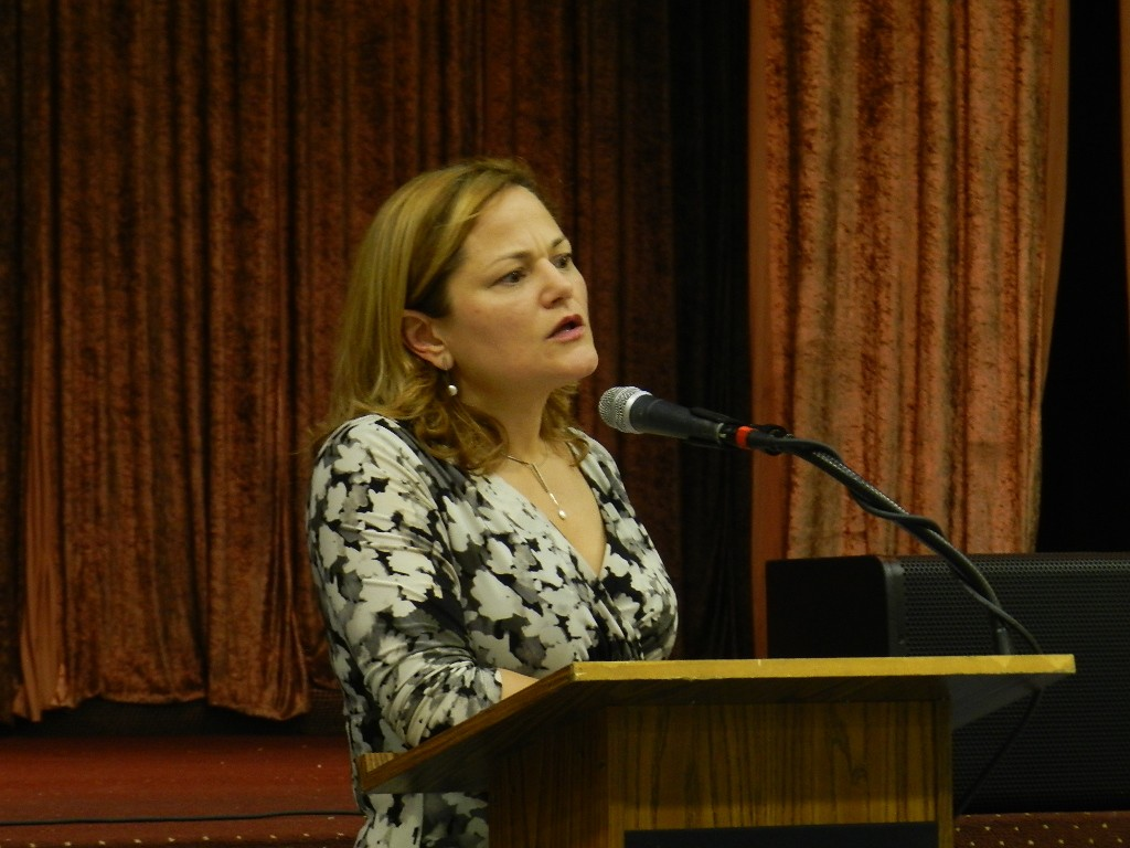 """""""I am extremely frustrated and angry,"""" said Speaker Melissa Mark-Viverito."""
