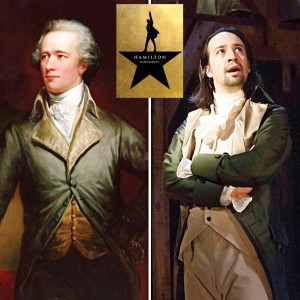 Lin-Manuel Miranda has reimagined the founding father.