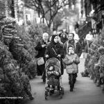 The Ferdous family on a shopping trip.