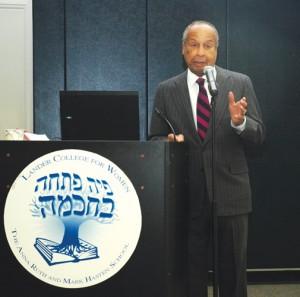 Lamar P. Miller, Ph.D. is the Dean Emeritus of the Graduate School of Education.