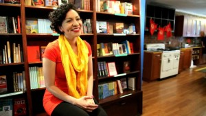 """""""I see [us] growing even more,"""" says bookstore founder Aurora Anaya-Cerda."""