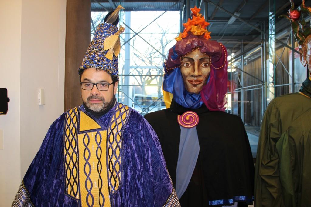 """""""Es una tradición orgullosa"""", dijo el artista Arturo O'Farrill."""