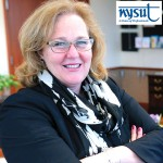 """""""PSC's fight is our fight,"""" said Karen Magee, President of the New York State United Teachers (NYSUT)."""