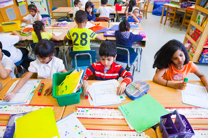 All students born in 2011 are eligible to attend kindergarten in September.