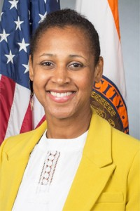 Dr. Zaire Z. Dinzey-Flores has been appointed to the NYCHA Board.