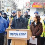 """This is about sharing responsibilities on the street,"" said Councilmember Ydanis Rodríguez."