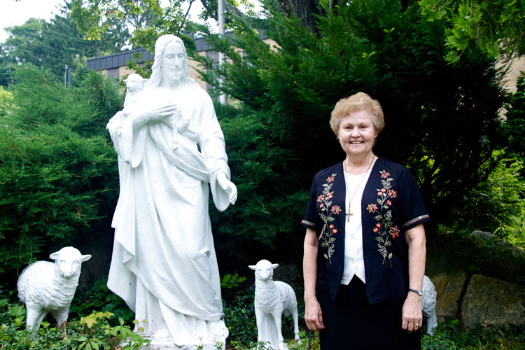 Sister Helene O'Sullivan, of Inwood, has spent over half a century with the Maryknoll Sisters, serving women, children, and families in need throughout the world.