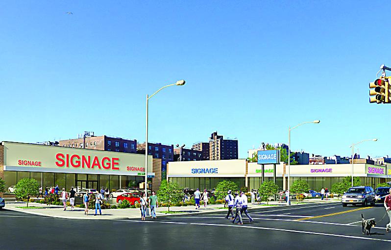 Renderings of future development. Photo: Cogswell-Lee Development Group