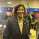 """""""This state will lead this country,"""" said NAACP New York State Conference President Hazel N. Dukes."""