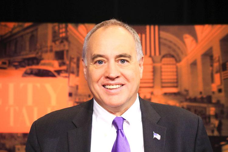 State Comptroller Thomas DiNapoli.