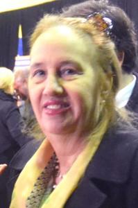 Manhattan Borough President Gale Brewer.