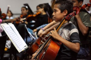 Inspired by the world renowned El Sistema music program, the Washington Heights and Inwood Music Project will offer an intensive choral and orchestral program for children and youth.