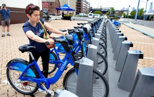 CitiBike will offer free rides.