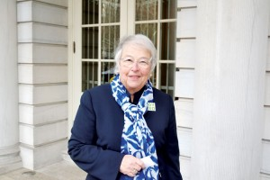 """""""We want our students to understand how important voting is,"""" said Schools Chancellor Carmen Fariña."""
