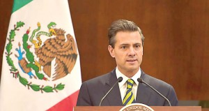 """""""Mexican society rightly [demands] clarification of the facts,"""" said President Enrique Peña Nieto in October 2014."""