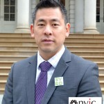 """""""We need this more than ever,"""" said Steven Choi, NYIC Executive Director."""