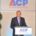 Dr. Ramon Tallaj is ACP's Chairman of the Board.