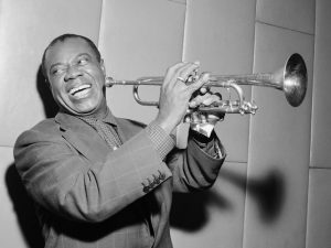 Learn more about the life of legendary musician Louie Armstrong.