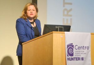 """""""We all know the pain,"""" said City Council Speaker Melissa Mark-Viverito."""