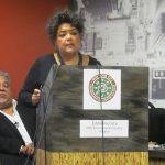 """Solutions are local,"" said UPROSE Executive Director Elizabeth Yeampierre."