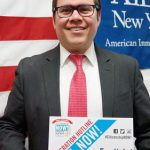 Jorge Montalvo is the Director of the state's Office for New Americans.