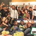 The social justice non-profit seeks to empower youths.