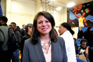 BronxWorks Chief Executive Officer Eileen Torres.