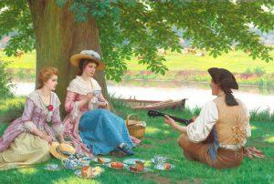 Enjoy a 19th century Field Day.