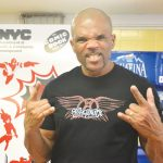 """Because I loved comic books, I was always reading,"" said artist Darryl McDaniels."