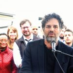 """""""It's exciting to see the scope of this campaign,"""" said actor and activist Mark Ruffalo."""