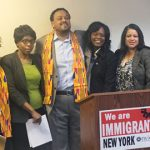 Broadening access for black immigrants<br>Ampliando el acceso