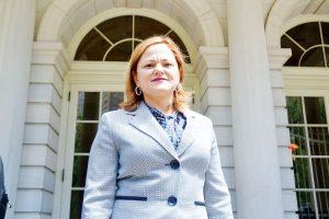 """This is a blueprint,"" said City Council Speaker Melissa Mark-Viverito."