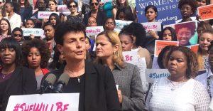 Ana Oliveira es la presidenta de la Fundación de Mujeres de Nueva York.
