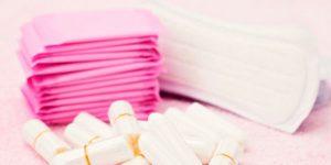Productos de higiene femenina serán más accesibles.