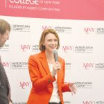"[MCNY] is an institution founded by a strong woman,"" said Alliance for Downtown New York President Jessica Lappin."