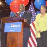 """""""Esta campaña no ha terminado"""", dijo Keith Wright."""