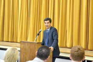 """[This] will stand as a testament to his legacy,"" said Councilmember Ydanis Rodriguez."